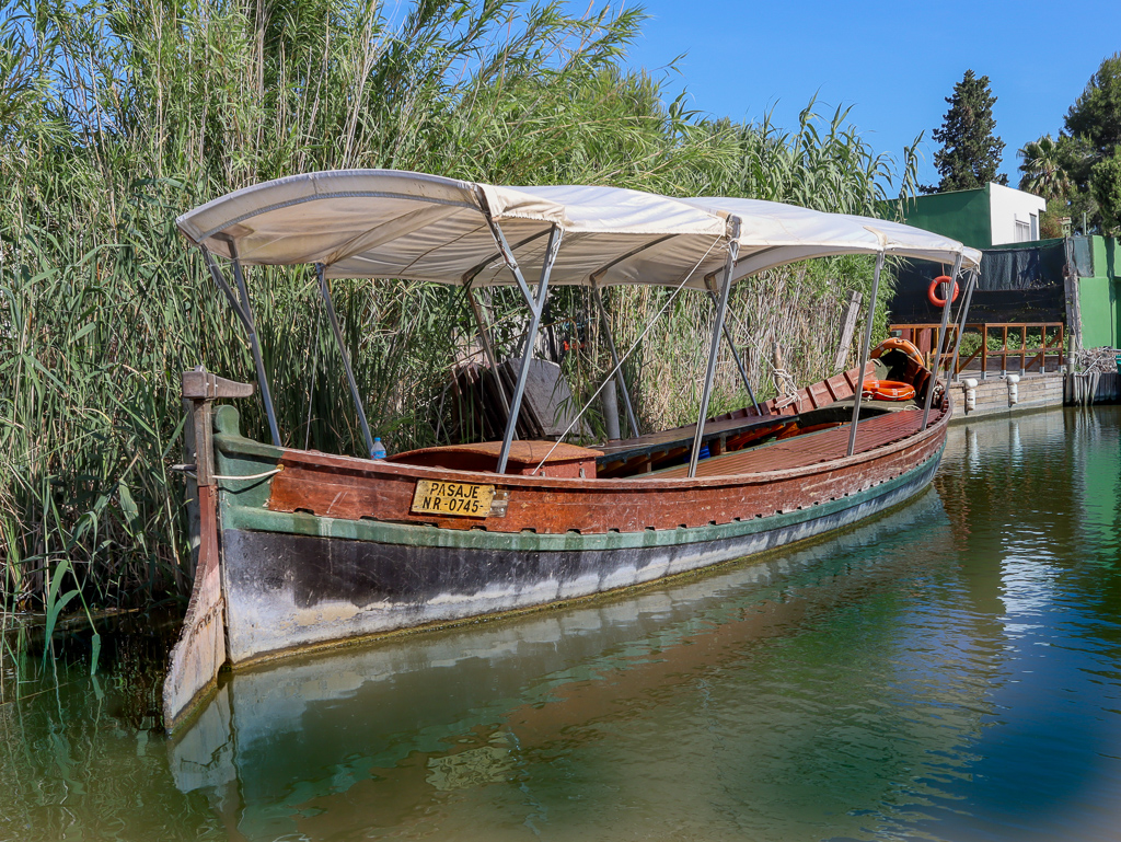 free walking tour Albufera